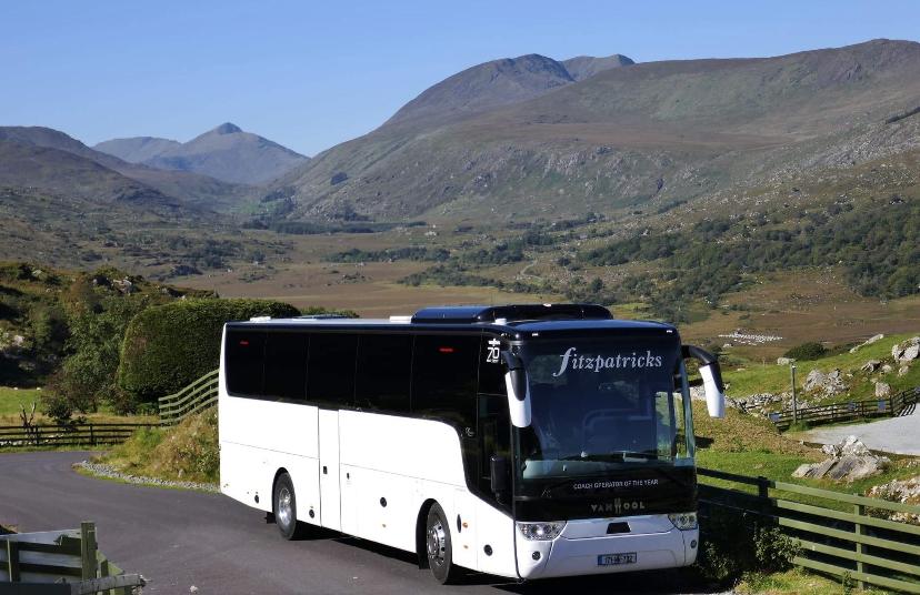 Fitzpatrick Coaches Coach Trip West Of Ireland